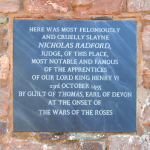 Inscribed tablet